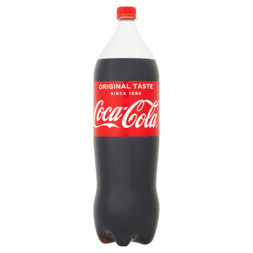 Coca Cola (PET fles, 2L)