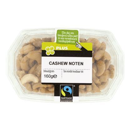 Cashew noten (bak, 160g)