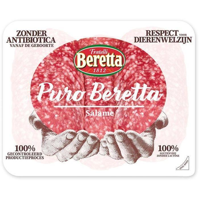 Beretta Salami puro (100g)
