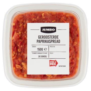 Jumbo Geroosterde Paprikaspread 150 g (150g)