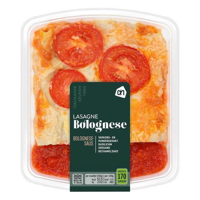 AH Verse lasagna bolognese (450g)