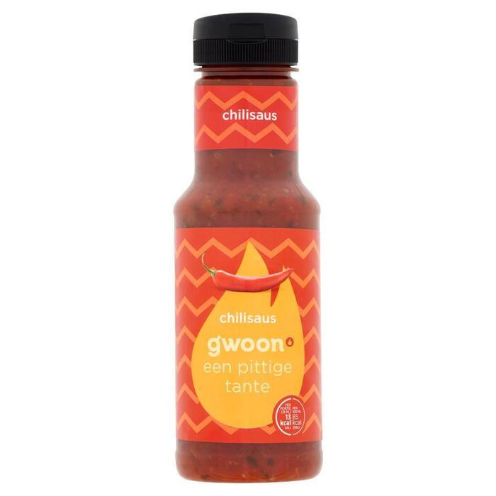 g'woon Chilisaus 300 ml (30cl)