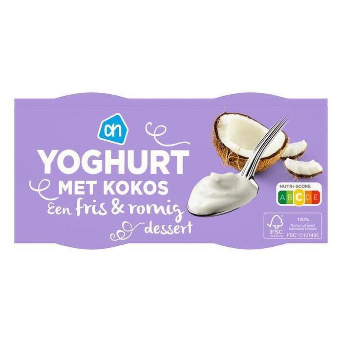 Frisse kokosyoghurt (300g)
