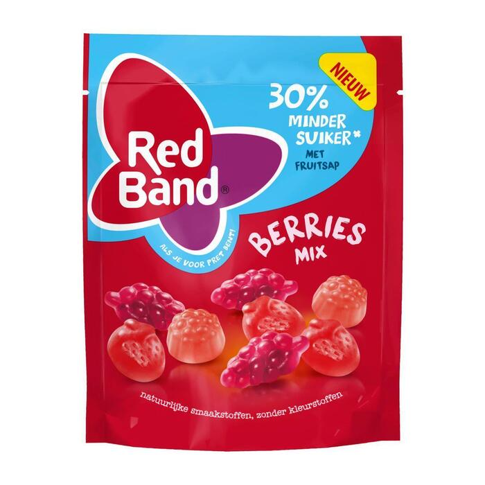 Berries winegum mix (210g)