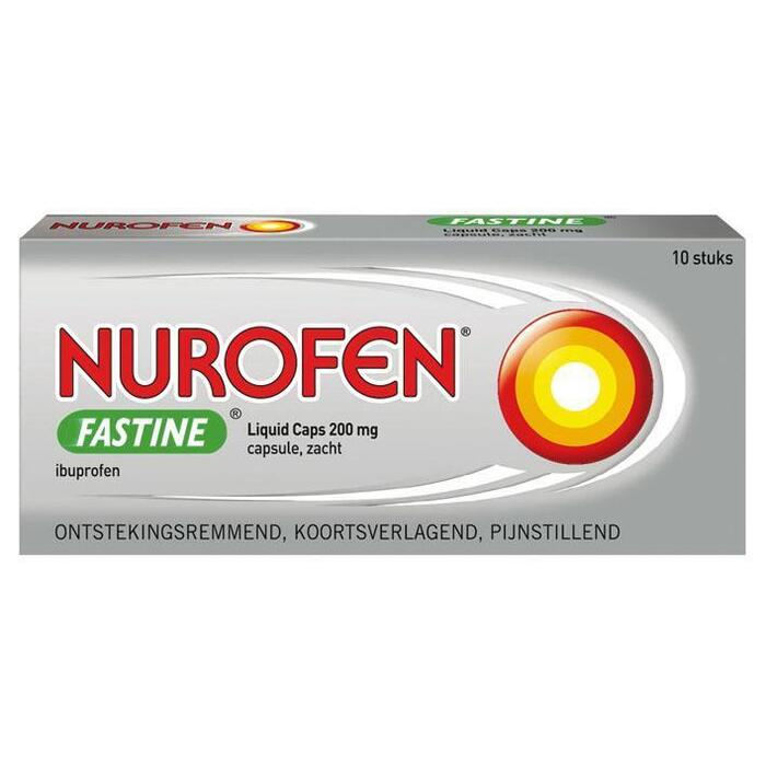 Nurofen Fastine 200 mg