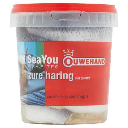 Zure haring, MSC (Emmertje 1kg) (emmer, 870g)