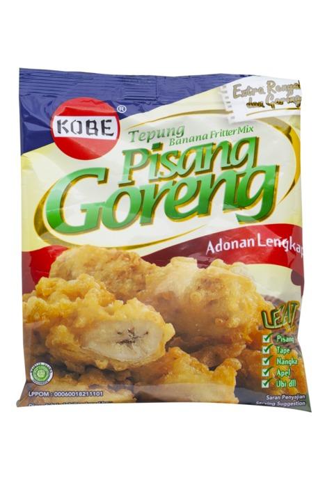 Kobe Pisang Goreng Banana Fritter Mix 80 g (80g)