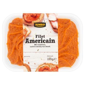 Jumbo Filet Americain 150g (150g)