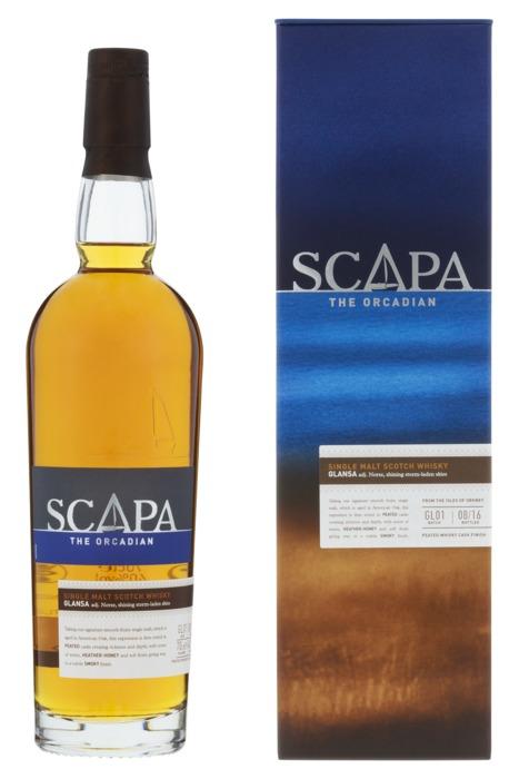 Scapa Whisky 70 CLT doos (0.7L)