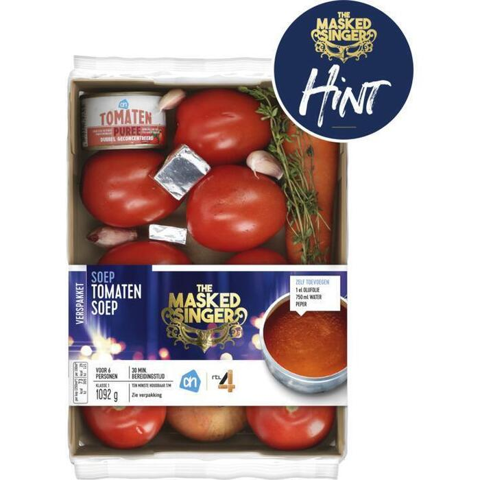Rijkgevulde Tomatensoep (bak, 1.1kg)