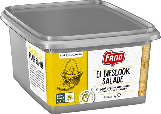 FANO EI-BIESLOOK SALADE (mand, 1kg)