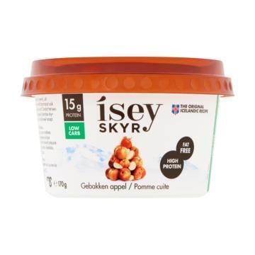 Isey Skyr gebakken appel 170g (170g)