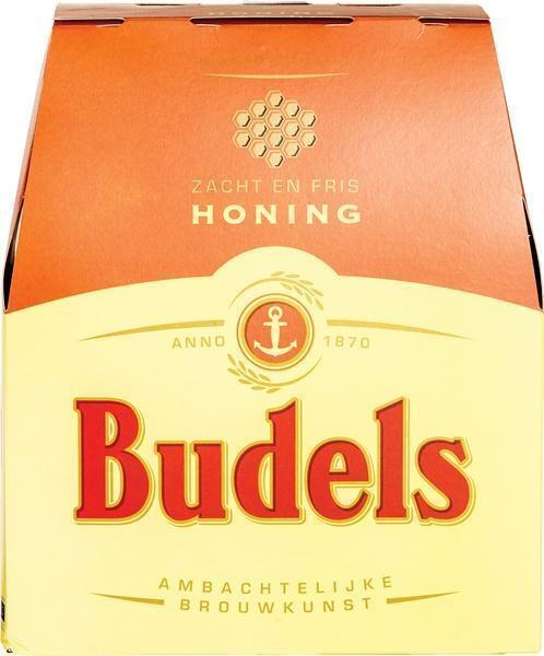 Budels Honing (glas, 33cl)
