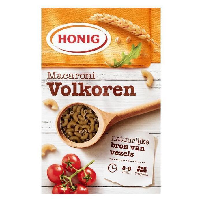 Macaroni volkoren (550g)