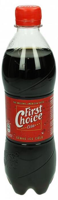 Cola (petfles, 0.5L)