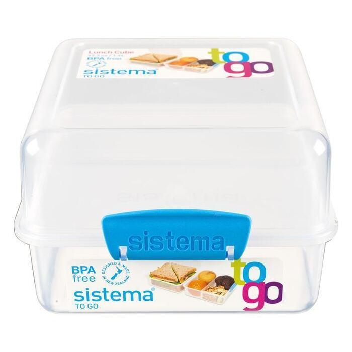 Sistema Lunch cube to go