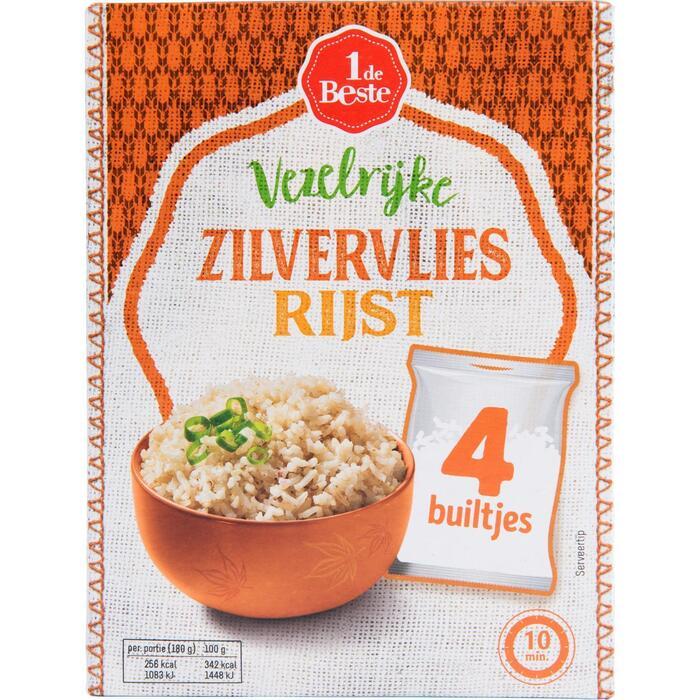 1de Beste zilvervlies rijst builen 300 gram (300g)