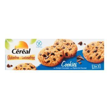 Glutenvrije cookies (Stuk, 150g)