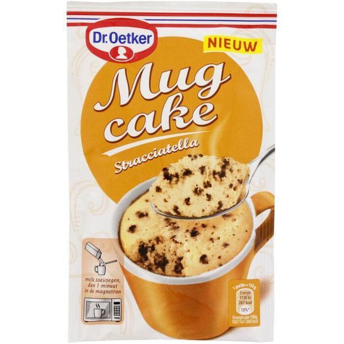 Mug Cake Stracciatella (60g)