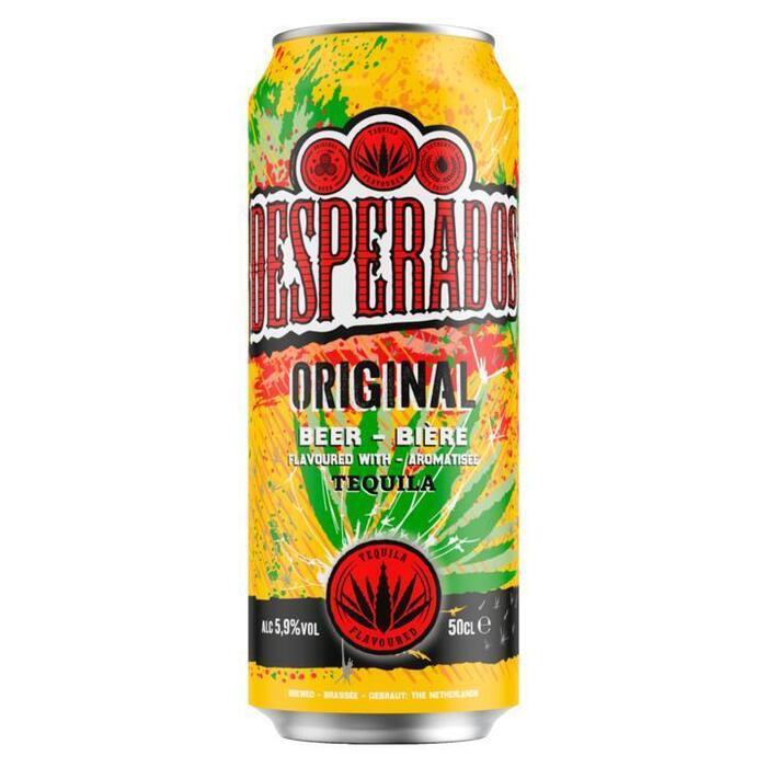 Desperados (rol, 50 × 0.5L)