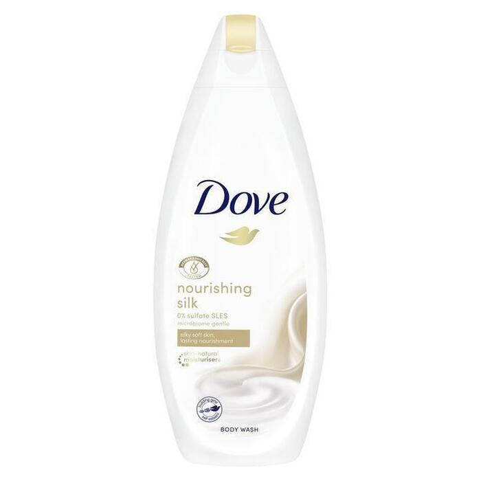 Dove Silk glow douchecrème (250ml)