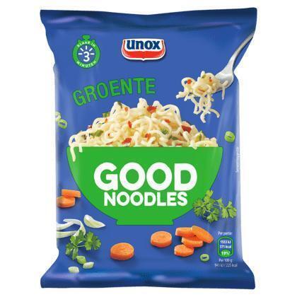 Good Noodles Groente (stuk, 70g)