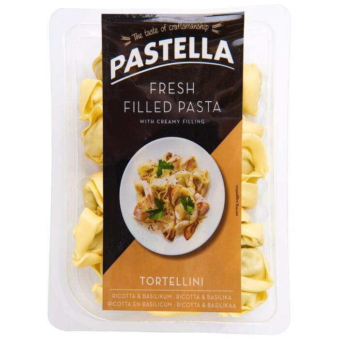 Tortellini met Ricotta en basilicum (250g)