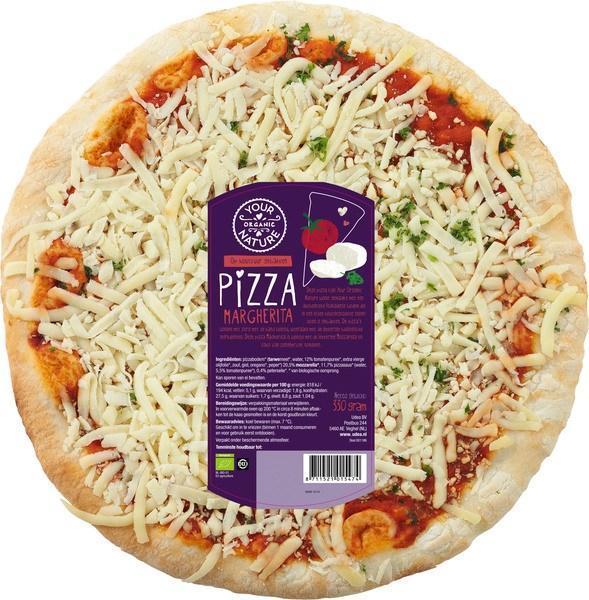 Pizza Margherita (Folie, 330g)