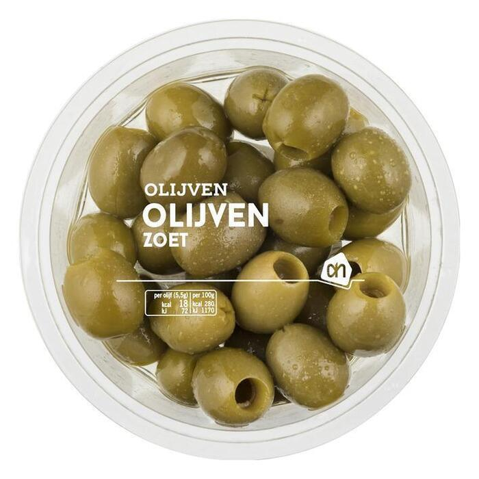 AH Zoete olijven (150g)