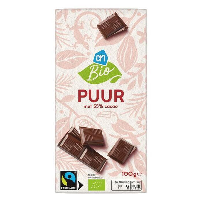 Pure Chocolade 55% (100g)