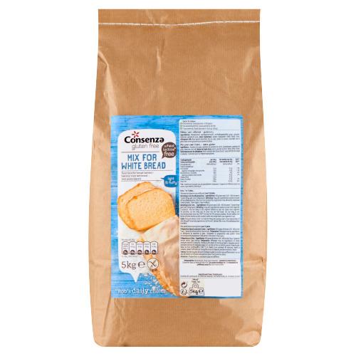 Meel voor witbrood 5kg (5kg)
