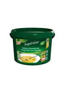 Knorr Sup Heldere Groentesoep 2.75KG 1x (2.75kg)