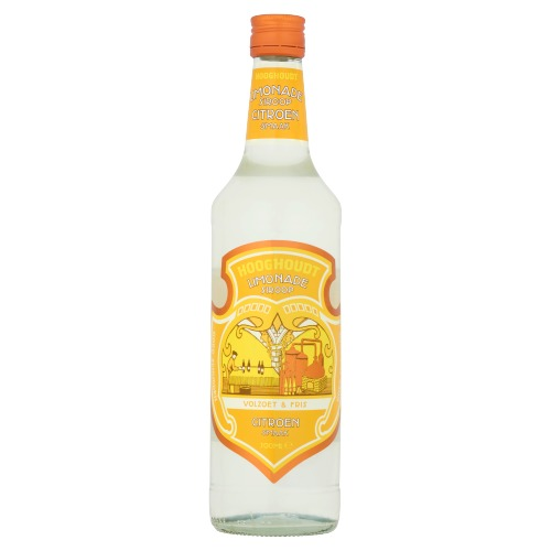 Hooghoudt Limonadesiroop Citroensmaak 700ml (0.7L)