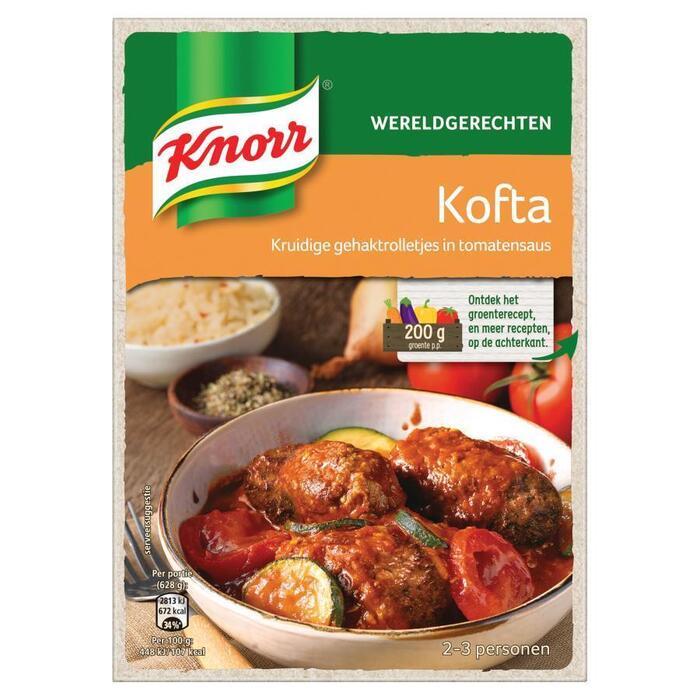 Knorr Wereldgerechten kofta (Stuk, 321g)