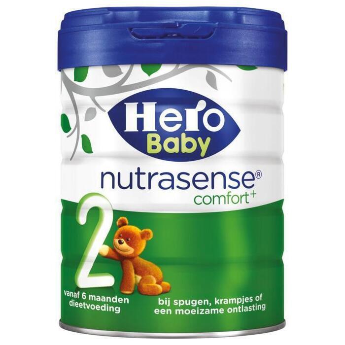 Hero Baby Dieetvoeding nutrasens comfort+2 va 6mnd (700g)
