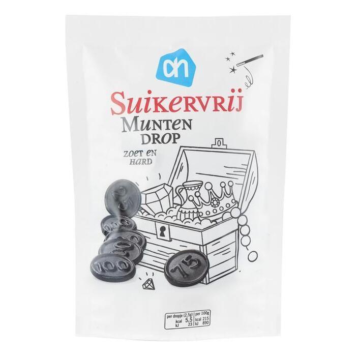 Muntendrop Hard/zoet suikervrij (100g)