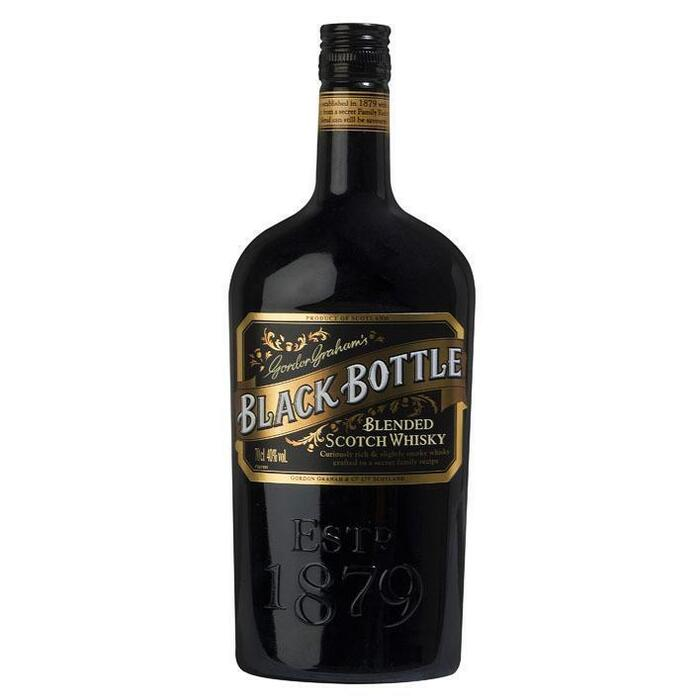 Black Bottle 5 years (rol, 0.7L)