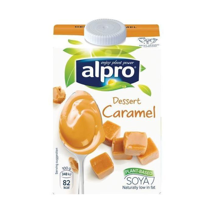 Dessert caramel (bak, 0.5L)