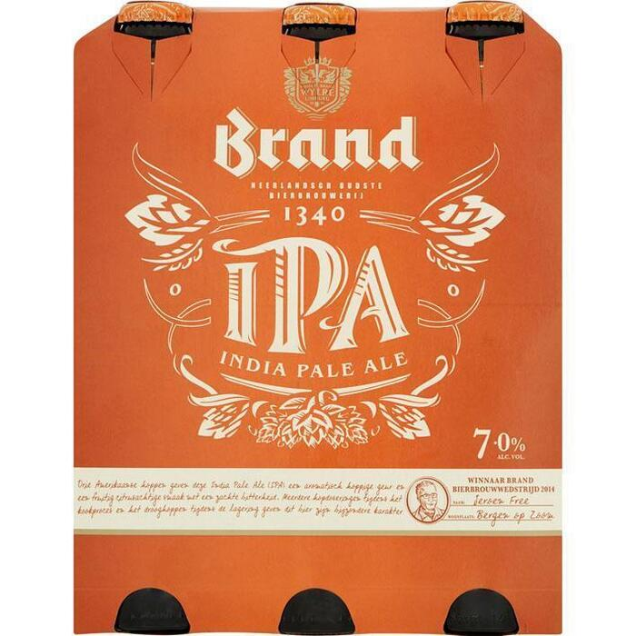 Bier IPA (rol, 6 × 30cl)