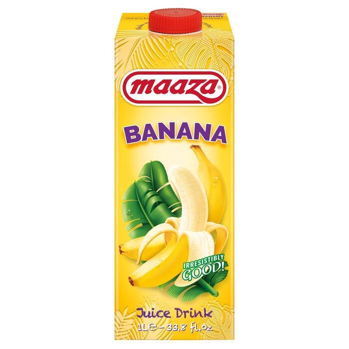 Banaan (pak, 1L)