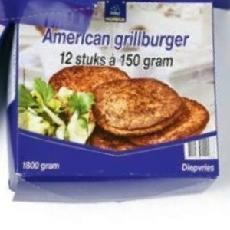 AM GRILLBURGER (150g)