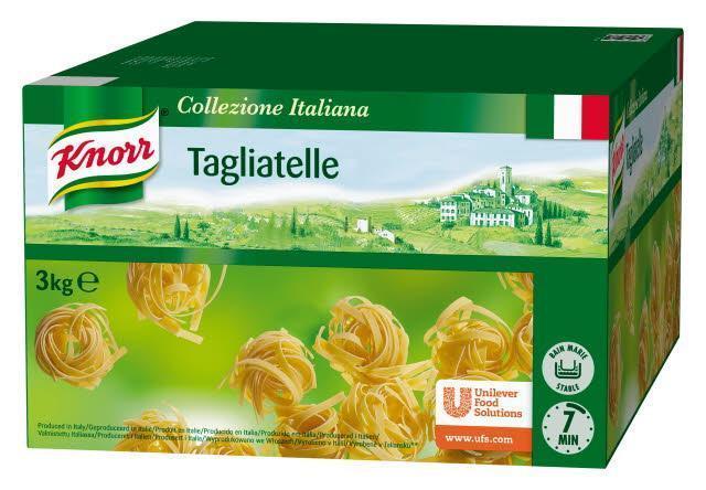 Knorr Collezione Italiana Tagliatelle (3kg)