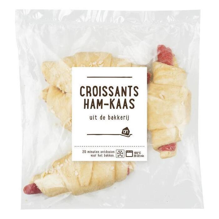 AH Diepvries ham kaas croissants