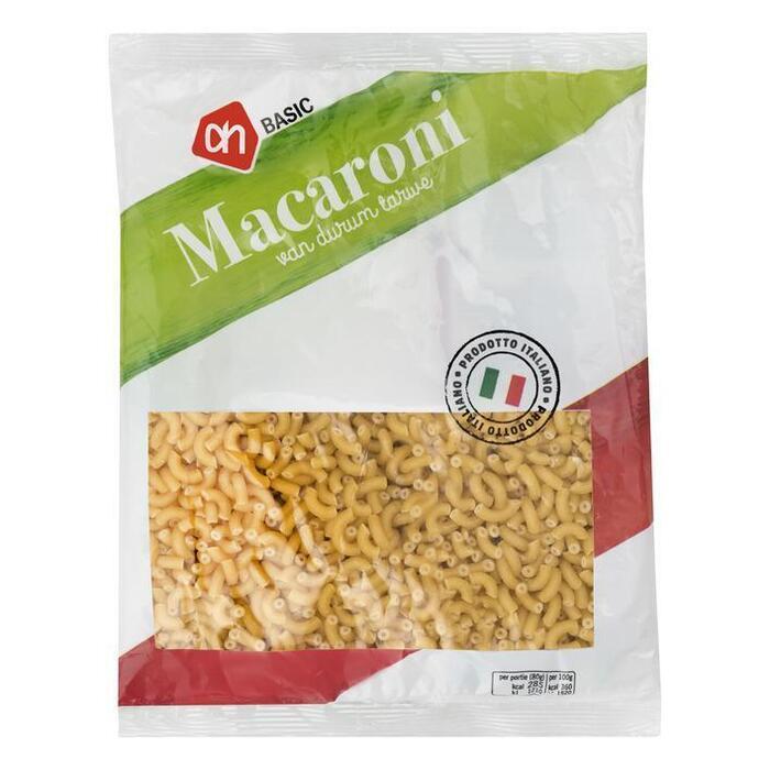 Macaroni (zak, 500g)