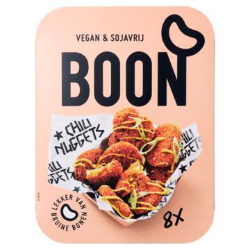 Boon Chili Nuggets 8 Stuks 160g (160g)