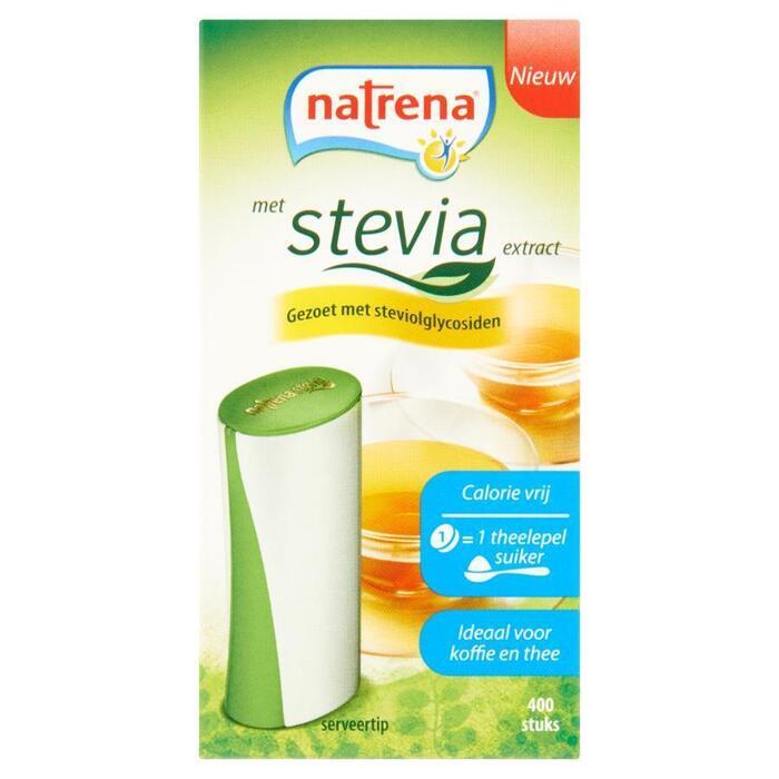 Stevia Zoetjes (blister, 400 × 64mg)