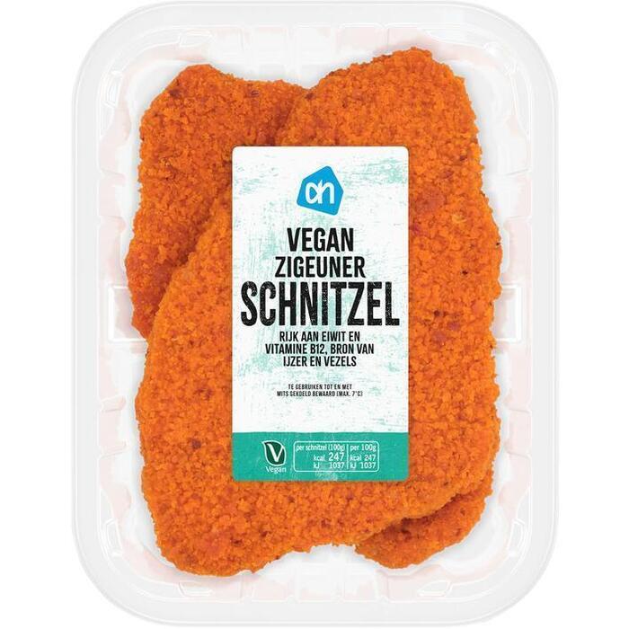 AH Vegan zigeunerschnitzel