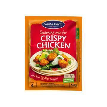 Mix for Crispy Chicken Mild (zak, 50g)