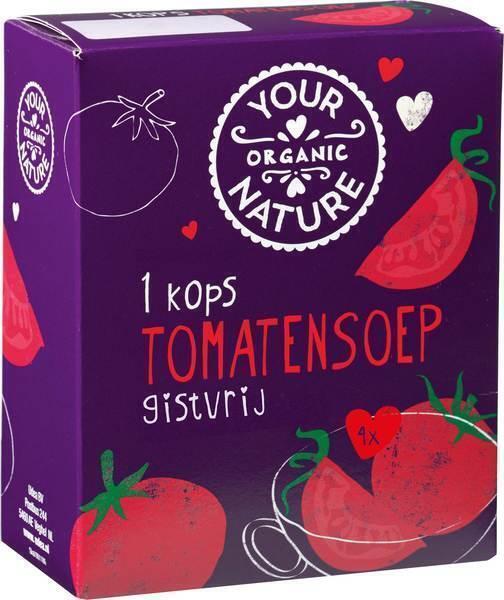 Tomatensoep 1-kops instant (80g)