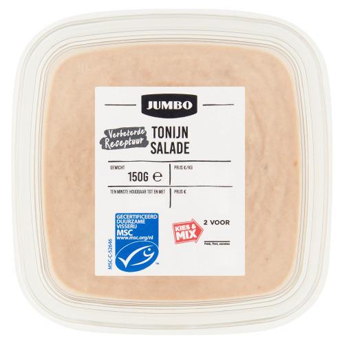 Jumbo Tonijnsalade 150 g (150g)